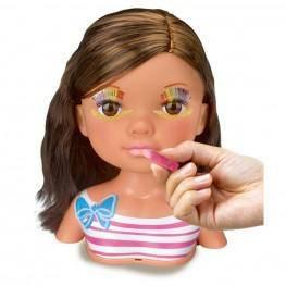 Nancy Busto Un Día  De Secretos de Belleza - Morena