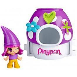 Pin y Pon Enanitos - Color Violeta