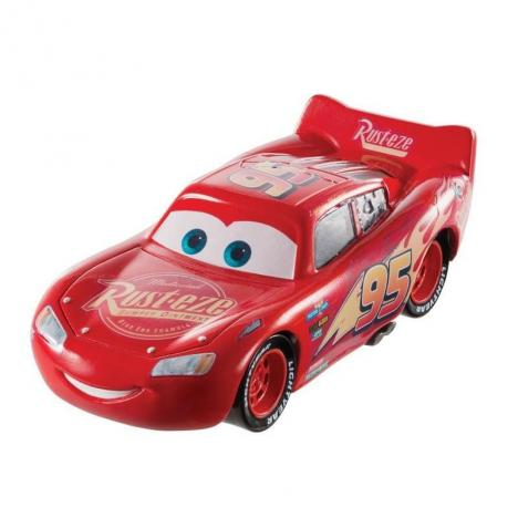 Cars 3 Coches Personajes - Rayo McQueen.