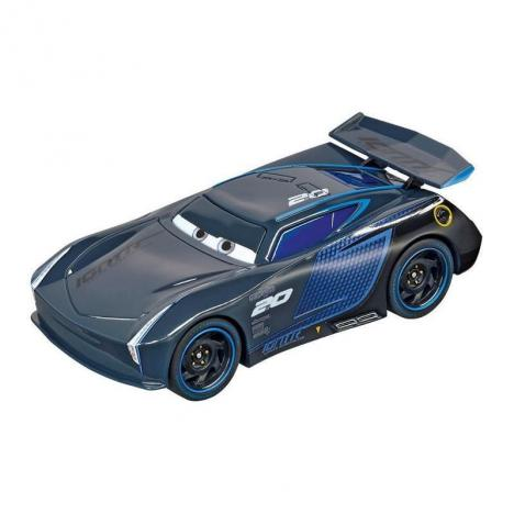 Cars 3 Coches Personajes - Jackson Storm.