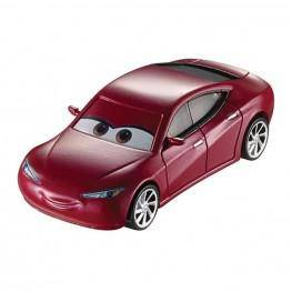 Cars 3 Coches Personajes - Natalie Certain.