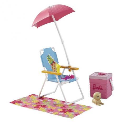 Comprar Barbie Muebles y Accesorios Exterior - Picnic de Playa. de ...