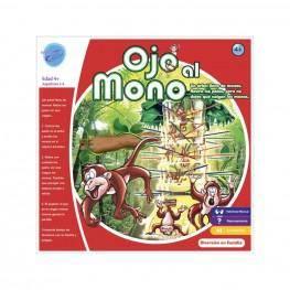 Juego Monos y Palos.