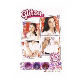 Glitza 80 Diseños - Pequeño Amor.