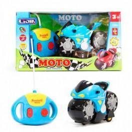 Moto Infantil Radio Control.