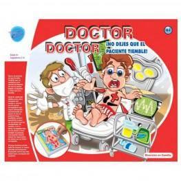 Juego Doctor en Caja.