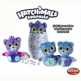 Hatchimals Sorpresa Peacat Gemelos
