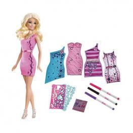 Barbie Diseñadora de Moda
