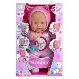 Nenuco Blandito  5 Funciones - Pijama Rosa