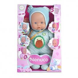 Nenuco Blandito  5 Funciones - Pijama Turquesa