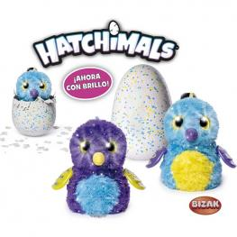 Hatchimals Dragón Brillos Mágicos -Draggle-.