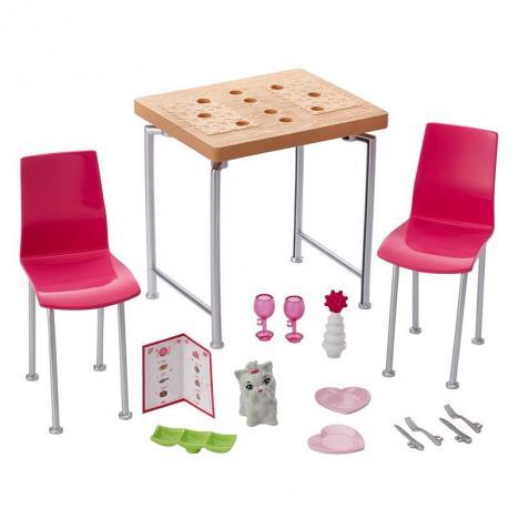 Barbie Muebles y Accesorios Interior - Mesa Cocina.