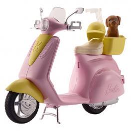 Barbie Moto.