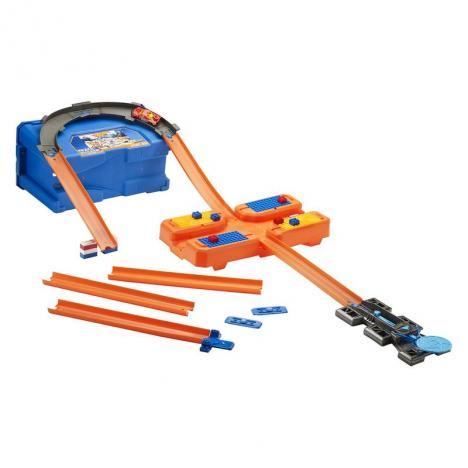 Comprar Hot Wheels Track Builder Caja De Acrobacias De Mattel