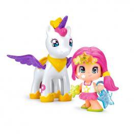 Pin y Pon y su Unicornio Volador.