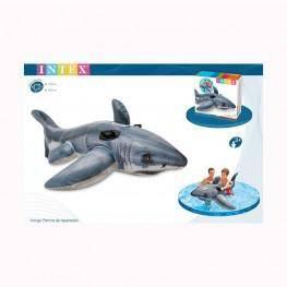 Tiburón Blanco Hinchable.