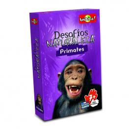 Desafíos Naturaleza Primates.