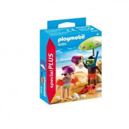 Playmobil - Niños En La Playa.