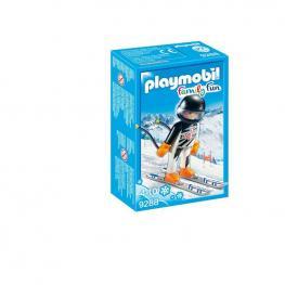 Playmobil - Esquiador.