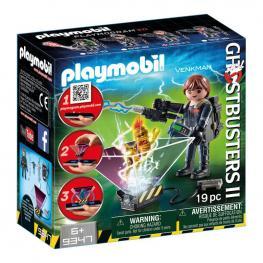 Playmobil - Ghostbusters  Peter Venkman.