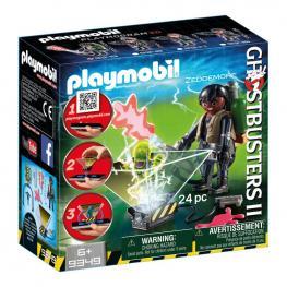 Playmobil - Ghostbusters  Winston Zeddemore.