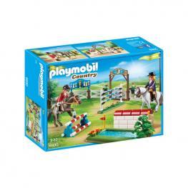 Playmobil - Torneo De Caballos.