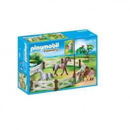 Playmobil - Competición Doma.
