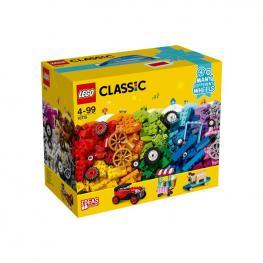 Lego Classic - Ladrillos Sobre Ruedas.