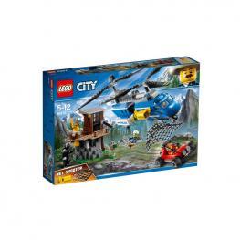 Lego City - Policía Montaña Arresto.