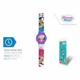 SHIMMER Y SHINE RELOJ DIGITAL