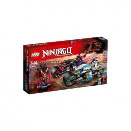 Lego Ninjago - Carrera Callejera Del Jaguar Serpiente.