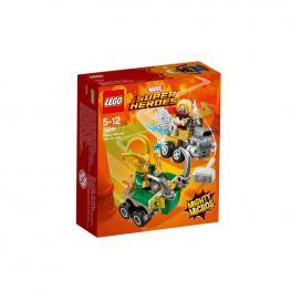 Lego Super Héroes - Mighty Micros: Thor Vs. Loki.
