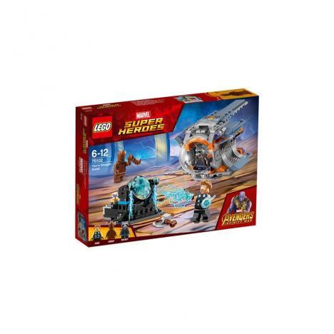 Lego Super Héroes - Aventura Tras El Arma De Thor.
