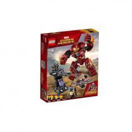 Lego Super Héroes - Incursión Demoledora Del Hulkbuster.