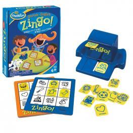 Bilingual Zingo - Español - Inglés.
