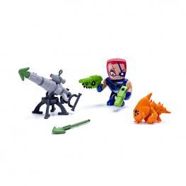 Mutant Busters Lucha En El Agua - Mutant Buster Bestia Naranja.