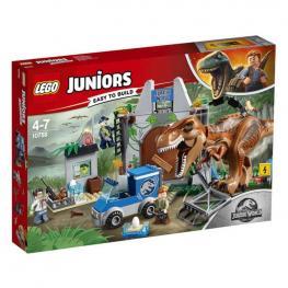 Lego Juniors Jurassic World - Fuga Del T. Rex.