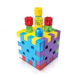 Primeros Bloques Cubo 19 PCS.