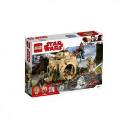 Lego Star Wars - Cabaña de Yoda.