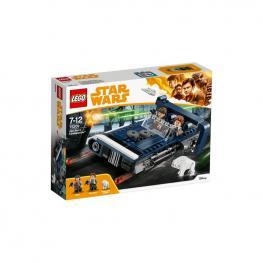 Lego Star Wars - Speeder Terrestre De Han Solo.
