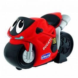 Moto Turbo Touch Ducati Roja.