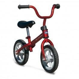 Primera Bicicleta Roja.