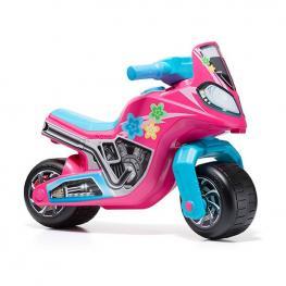 Moto Cross Race Rosa.