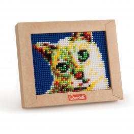 Arte Mini Pixel - Gato.