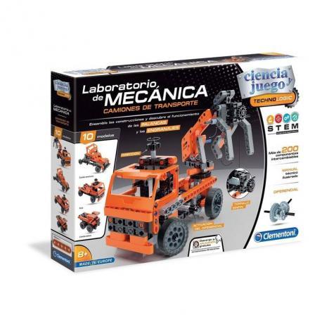 Laboratorio De Mecánica Camiones De Transporte.