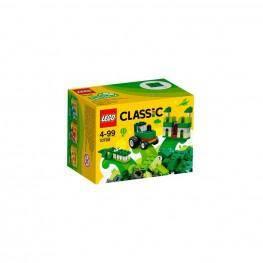 LEGO CLASSIC CAJA CREATIVA VERDE