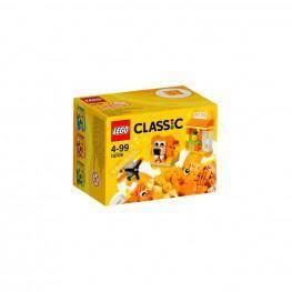 LEGO CLASSIC CAJA CREATIVA NARANJA