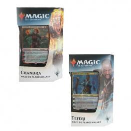 Magic Dominaria Baraja Plainswalker.