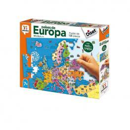 Puzzle Provincias De España.