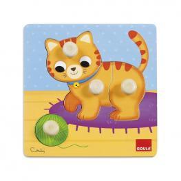 Puzzle Gato.
